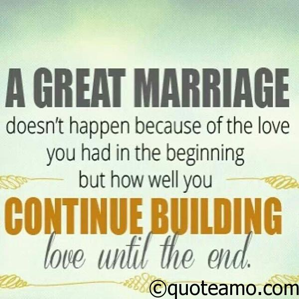 Quotes About Love And Marriage: Best Happy Marriage Picture Quotes And Saying Images