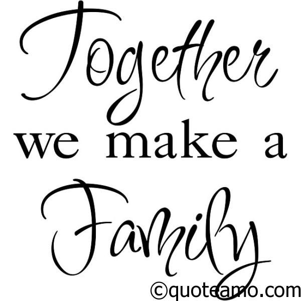 Family Is Forever Quotes Pleasing Gif Quotes And Saying Images About Family  Quote Amo