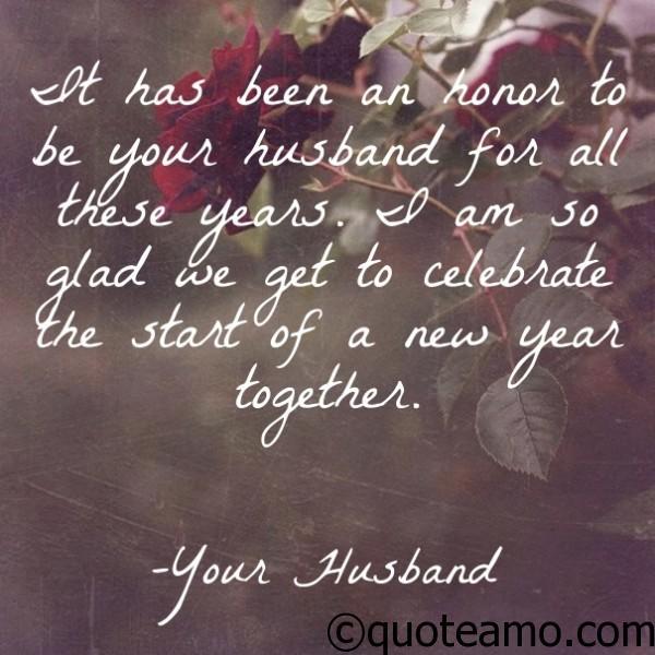 Shayari N Joke Wedding Anniversary Quotes Happy: It's An Honor To Be Your Husband
